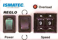 Display REGLO-CPF Analog