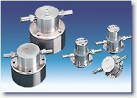 Gear pump-heads